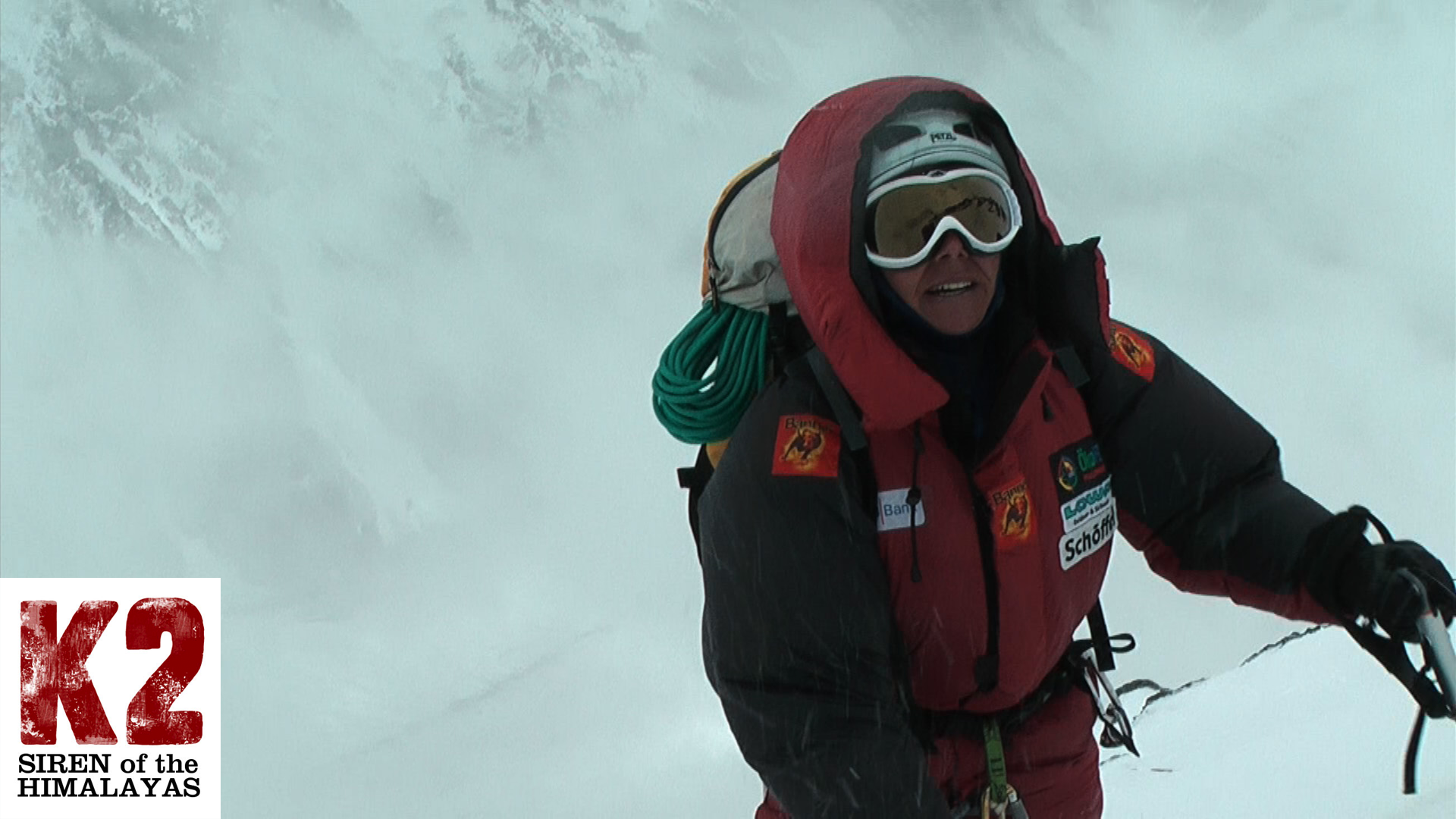 Gerlinde Kaltenbrunner, National Geographic 2012 Explorer of the Year, climbs K2