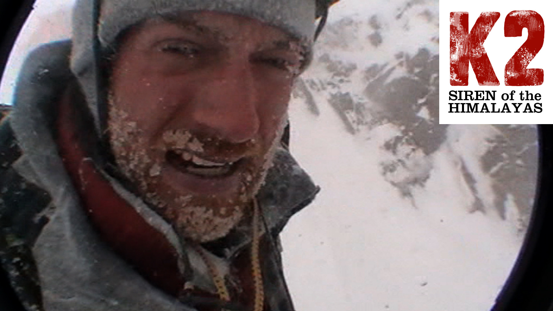 Jake Meyer encounters harsh weather conditions on K2